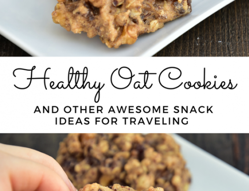 The Best Healthy Travel Snacks for Families