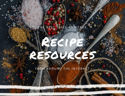 Recipe Resources for Mealtime Inspiration
