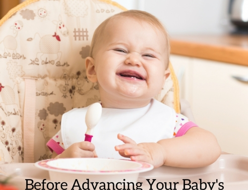 Advancing Your Baby's Food Textures