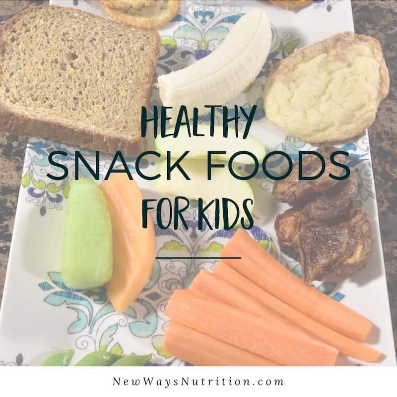 Healthy snacks for kids can mean so many things. It's not just about the food itself, it's about when you serve it and what you serve it with, too! Find out the best ways to serve easy snacks to your kids, whether for school, at home, or on the go!