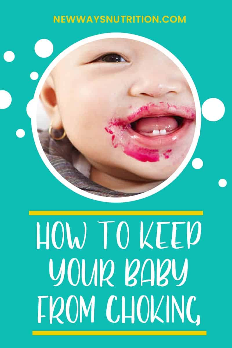 How to Keep Your Baby from Choking