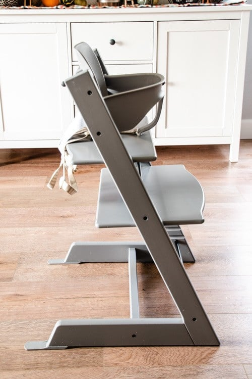 The Stokke High Chair Or The Ikea High Chair Which Is The