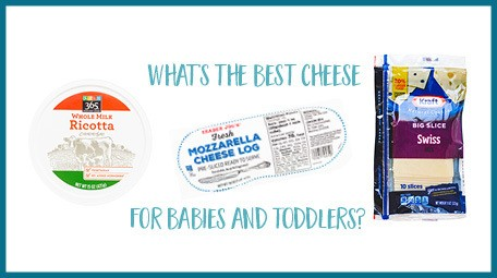 Cheese is salty! See a list of low sodium cheeses that are good choices for babies and their low sodium needs. While all cheese can have some benefits for kids, there really are some that are the best cheese for babies!