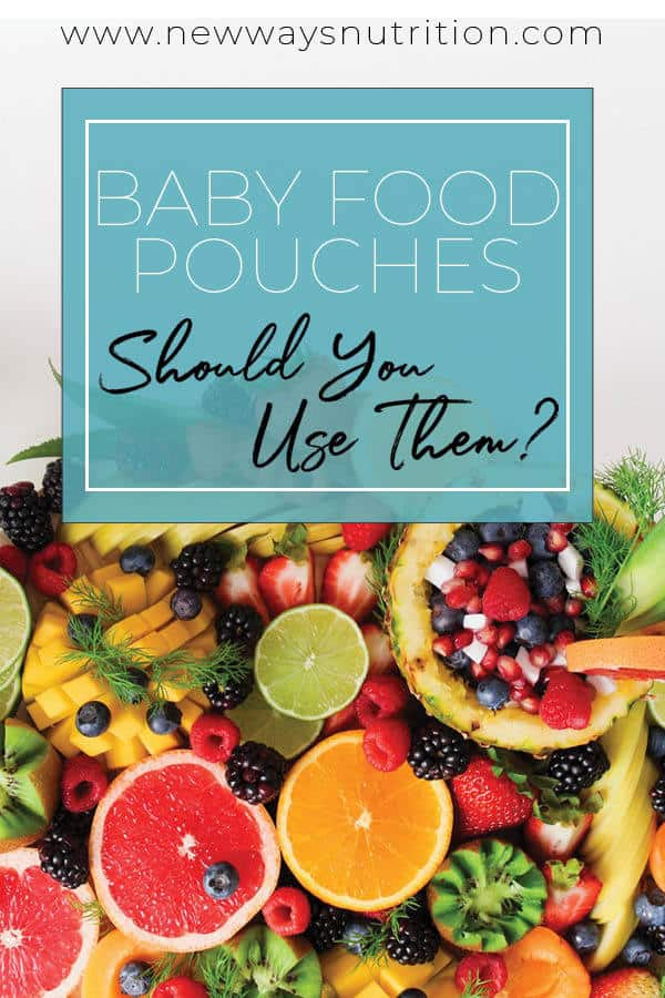 Baby food pouches are incredibly popular here in the US, and the flavors and options available seem to always be expanding. But what's the deal with them? Should you avoid them like the plague, give them whenever your child is eating, or somewhere in between?