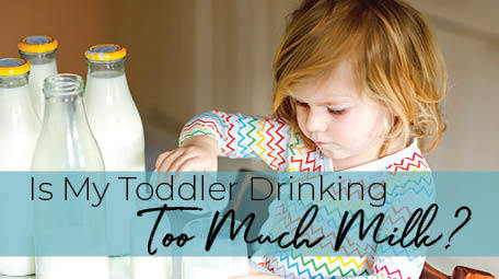 Is My Toddler Drinking Too Much Milk? || New Ways Nutrition