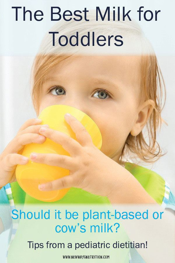 There are so many different concerns out there about milks for toddlers. From what the best milks for toddlers are to whether they even need a milk, what to do if you're still breastfeeding your toddler, and the best non dairy milk options, I'm going into depth about it all. The best toddler milk doesn't need to be confusing!