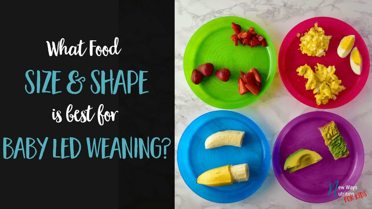 How to Start Your Baby Safely on Solid Foods with Baby Led Weaning