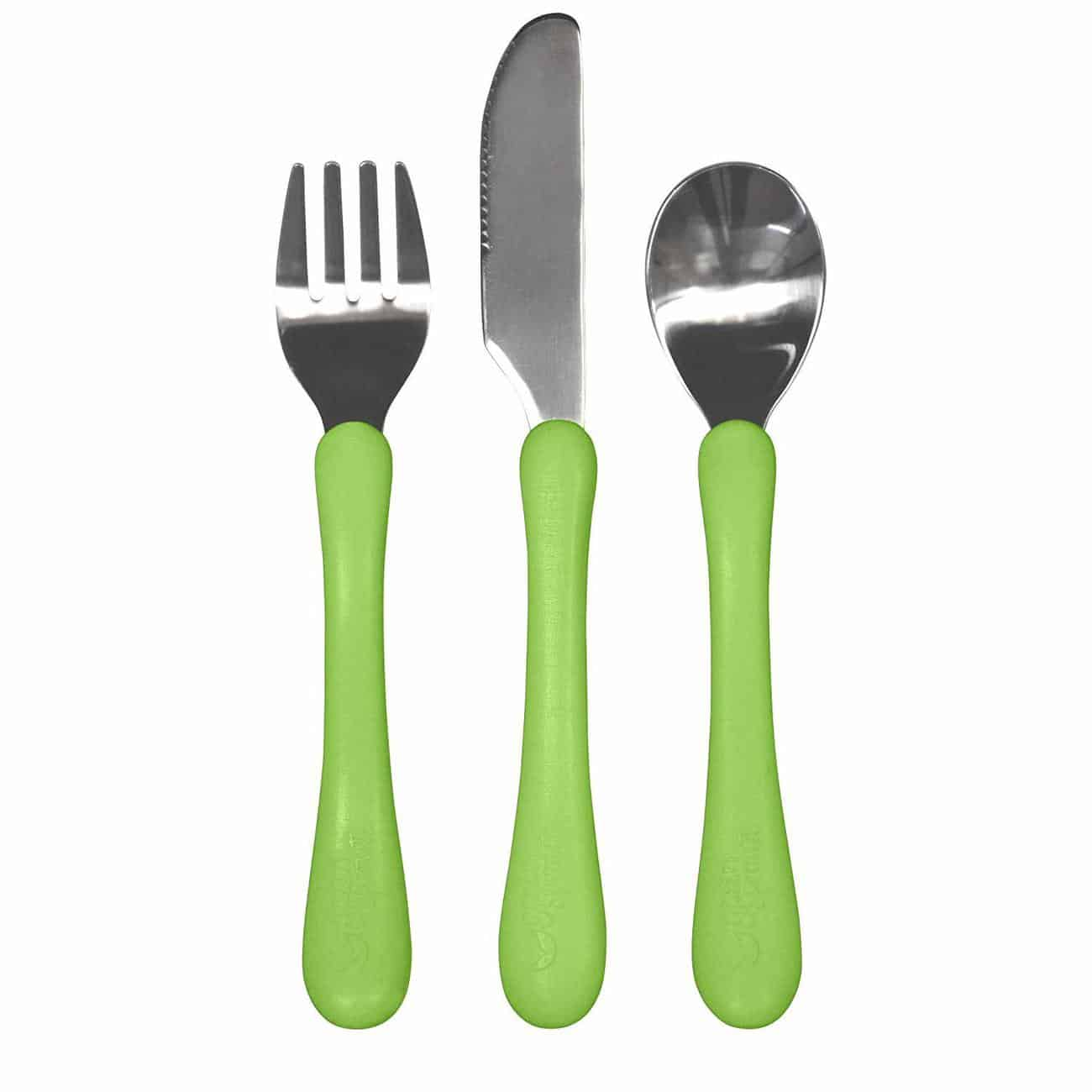 Green Sprouts || Toddler Utensils || New Ways Nutrition