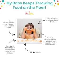 Food Throwing | New Ways Nutrition
