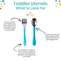 Toddler Utensils | New Ways Nutrition