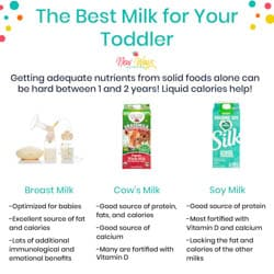 Toddler Milks | New Ways Nutrition