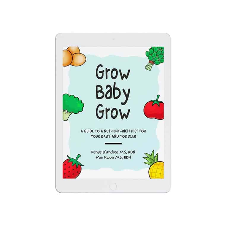 Grow Baby Grow   New Ways Nutrition