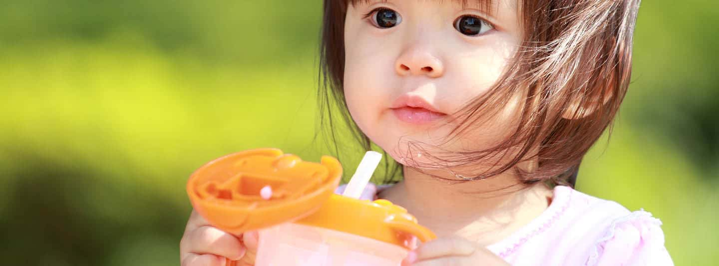 How to Get Rid of Your Toddler's Bottle || New Ways Nutrition