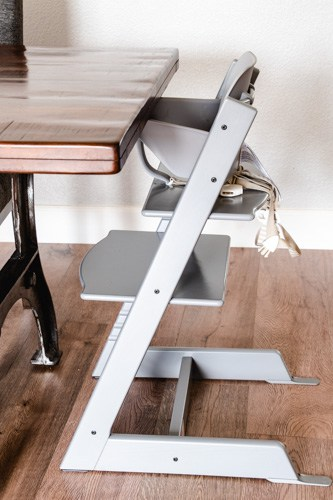 Toddler High Chair    New Ways Nutrition