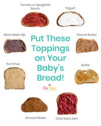 Toast Toppings | New Ways Nutrition