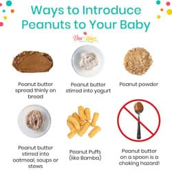Introduce Peanuts | New Ways Nutrition